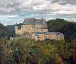 Vianden. Luxembourg