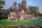 Королевская деревня в Версале