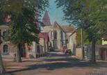 Кафедральный собор. Шампань, Bisseuil