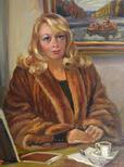 Стелла, хозяйка парижской галереи