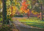 Осень в парке. Клоппенбург