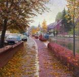 Rain in Cloppenburg