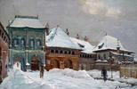 Москва VII века. Крутицкое подворье