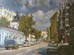 Пятницкая улица. Москва