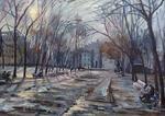 Сретенский бульвар. Москва