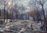 Sretensky Boulevard. Moscow
