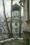 Marfo-Mariinsky monastery. Moscow