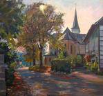 Осень в Дюсселе