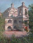 Москва. Покровский собор в Рубцове