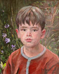 Portrait of the boy