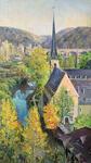Люксембург. Церковь Св. Иоанна Крестителя