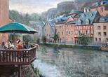 La pluie d'été (Luxembourg)