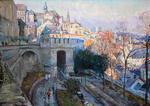 Ворота в Нижний Город. Люксембург