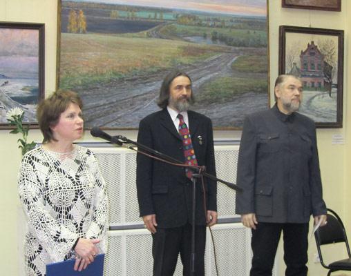 Светлана Чепурнова, Виктор Лукьянов, Сергей Горяев