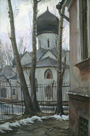 Марфо-Мариинская обитель. 1987