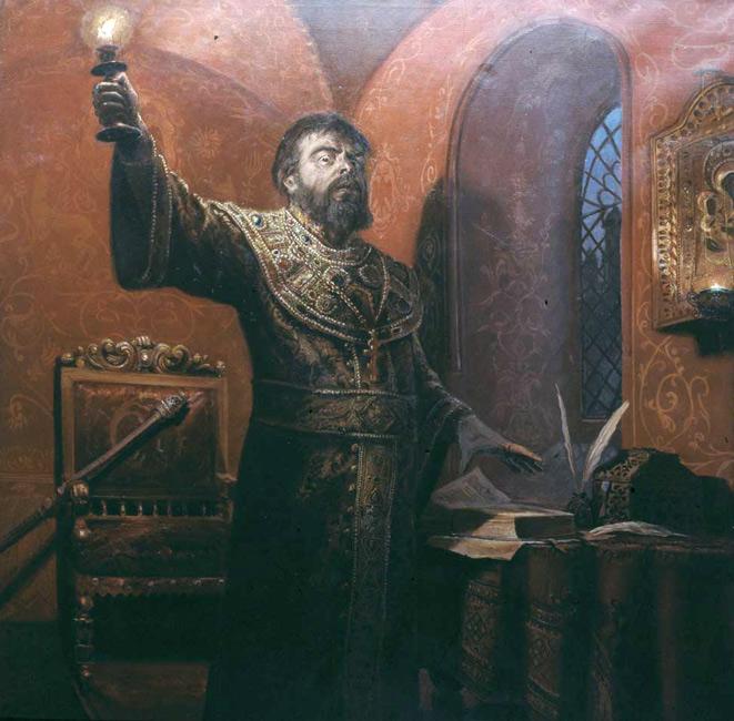 """""""Борис Годунов"""".  Фрагмент. 1987"""