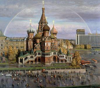 Собор Покрова, что на Рву. 1995